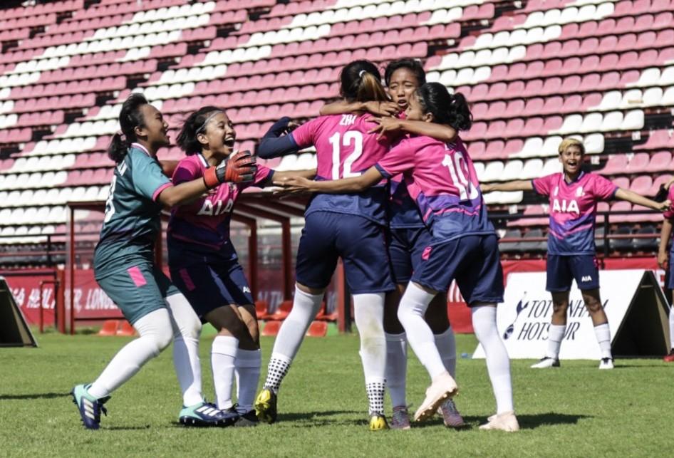 Tim Perempuan AIA Indonesia Lolos Ke Babak Final di London